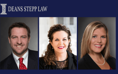 Attorney At Law Magazine: Veteran Dallas Trial Attorneys Form Deans Stepp Law