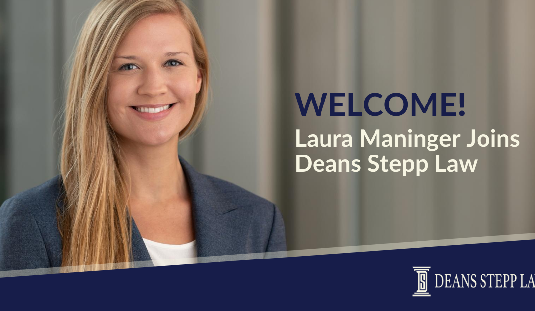 Laura Maninger Joins Deans Stepp Law