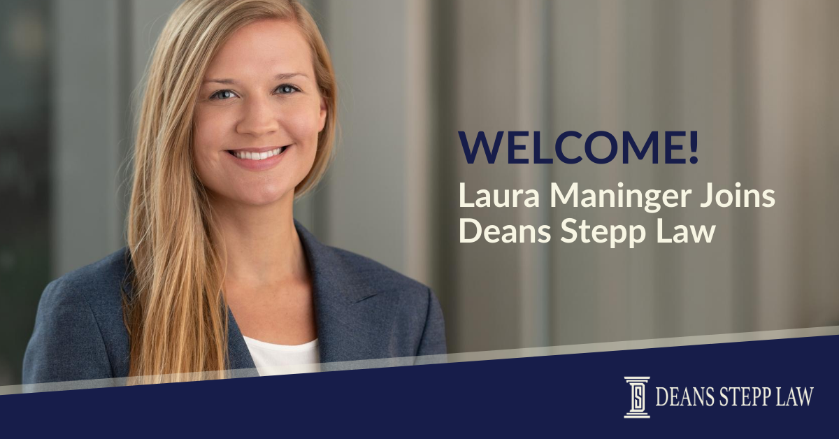 Laura Maninger | Deans Stepp Law