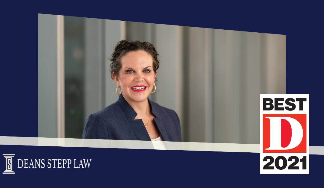 Katherine Stepp Named to D Magazine's Exclusive List of Best Lawyers in Dallas