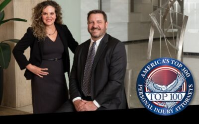 Deans Stepp Law LLP Founding Partners Named Among America's Top 100 Personal Injury Attorneys in Texas