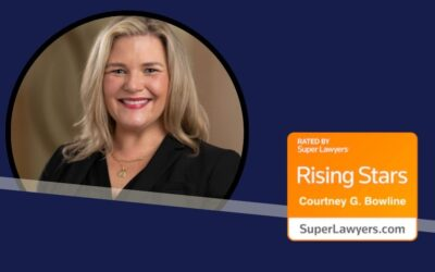 Courtney Bowline Selected to 2021 Rising Stars